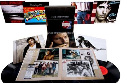 Bruce Springsteen ganha compilação inédita