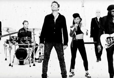 "Novo video do Duran Duran - ""Pressure Off"" - reúne a banda, Nile Rodgers e Janelle Monáe"