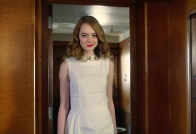 Emma Stone é a estrela do novo vídeo de Will Butler