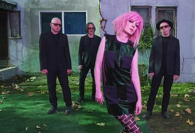 "Vídeos: Garbage no Jimmy Kimmel Live: ""Empty"" e ""Push It"""