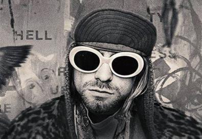 """Disco de raridades de Kurt Cobain traz demo de """"Been A Son"""""""