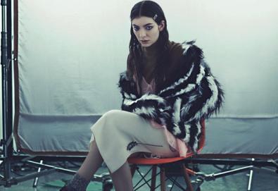"""""""Fico com vontade de vomitar"""", diz Lorde sobre ser chamada de """"adolescente sexy"""""""