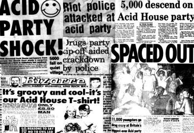 """Irvine Welsh (Trainspotting) assinará """"Ibiza87""""; série retratará a cena rave e as origens da Acid House"""