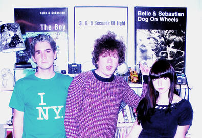 "Vídeo: Ringo Deathstarr - ""Guilt"" (do novo álbum 'Pure Mood')"