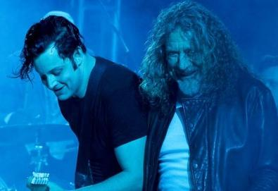 "Jack White e Robert Plant cantam ""The Lemon Song"" do Led Zeppelin"