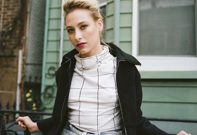 "Single: Samantha Urbani - ""Go Deeper"""