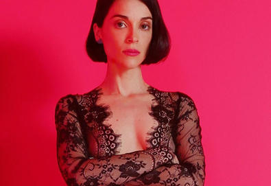 "St. Vincent lança single intitulado ""New York"""