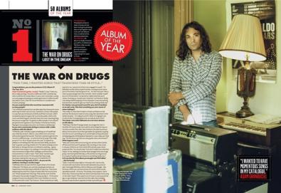 Q Magazine elege os 50 melhores discos de 2014