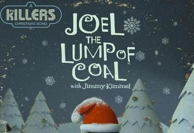 "The Killers presenteia seus fãs com single natalino; ouça ""Joel The Lump Of Coal"""