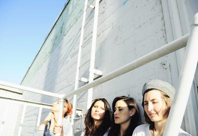 "Vídeo: Warpaint ""New Song"""