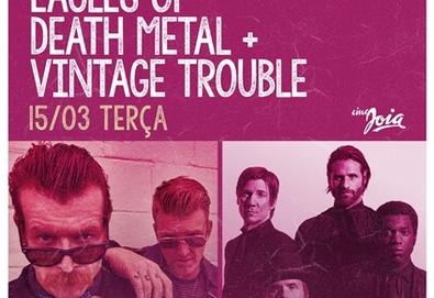Eagles of Death Metal + Vintage Trouble