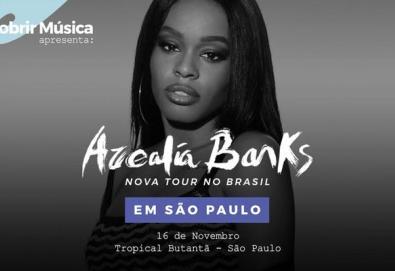Azealia Banks em São Paulo | 2018