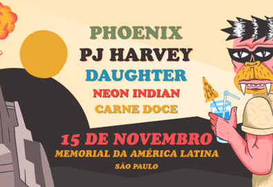 Popload Festival [ Phoenix + PJ Harvey + Neon Indian + outros ]