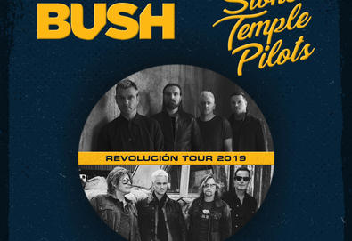 Bush + Stone Temple Pilots | São Paulo