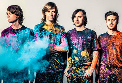 Cut Copy - Moto Music On Stage