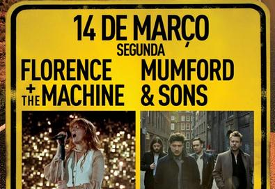 Florence & The Machine + Mumford & Sons