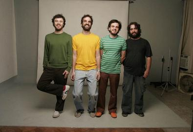 Los Hermanos - Turnê 2015 | Porto Alegre