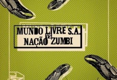 Mundo Livre S/A + Nação Zumbi