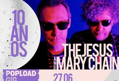 The Jesus and Mary Chain | São Paulo | 2019