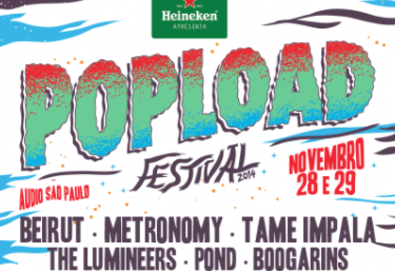 Popload Festival: The Lumineers + Metronomy + Beirut + outros