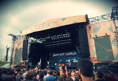 Jimmy Eat World: Lollapalooza Brasil 2017