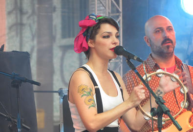 Bárbara Eugênia - Virada Cultural 2013
