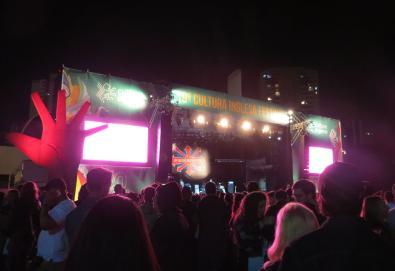 Johnny Marr no Cultura Inglesa Festival 2015