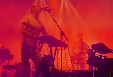 """Caribou - """"Can't Do Without You"""" (Brixton Academy - 2015)"""