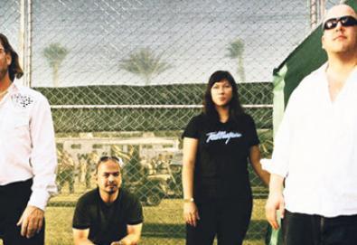 Pixies - Festival SWU Brazil