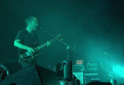 Radiohead // Lollapalooza 2016