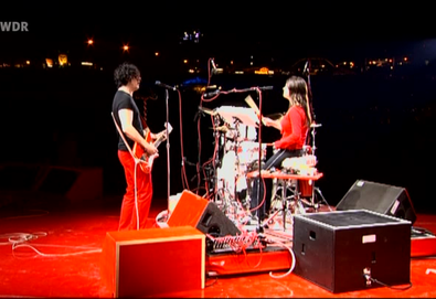 "The White Stripes - ""Live At Rock Am Ring (2007)"""
