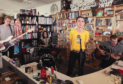 Wolf Alice - NPR Music Tiny Desk Concert