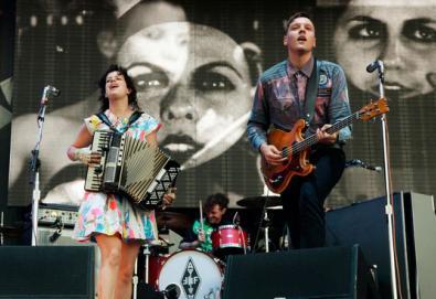 Arcade Fire divulga trecho de nova música