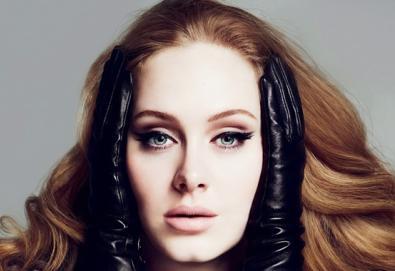 Adele grava música com rapper Wiz Khalifa