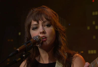 "Angel Olsen na série ""Austin City Limits"""