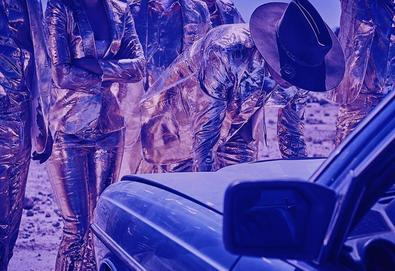"Vídeo: Arcade Fire - ""Electric Blue"""