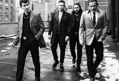 Arctic Monkeys trabalha em novo álbum
