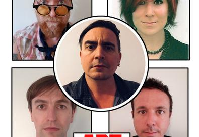 Art Brut lança single e anuncia novo álbum