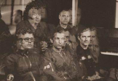 At the Drive-In confirma novo álbum - 'in•ter a•li•a'