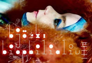 Björk lançará seu novo trabalho ao vivo no Tribeca Film Festival