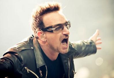 Bono Vox cantará em português em seu primeiro disco solo