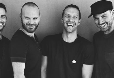 Coldplay anuncia EP e lança single