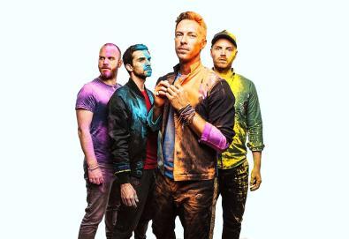 Coldplay anuncia shows no Brasil e lança nova música