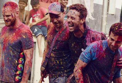 "Coldplay anuncia novo álbum - 'A Head Full of Dreams'; Ouça a faixa ""Adventure of a Lifetime"""