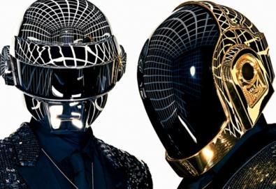 Daft Punk anuncia seu retorno aos palcos