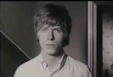 Primeiro filme de David Bowie é disponibilizado na web; Assista aqui