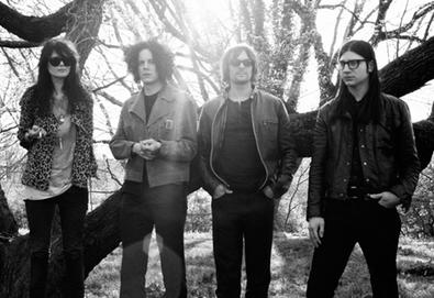 "Ouça o novo single do Dead Weather: ""Buzzkill(er)"""