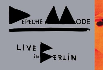 "Depeche Mode anuncia ""Live In Berlin""; veja o trailer"