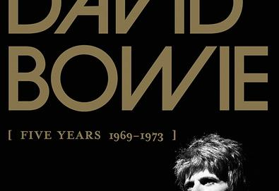 """Five Years 1969–1973"" resgata discografia de David Bowie"