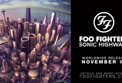 "Ouça o novo álbum do Foo Fighters: ""Sonic Highways"""